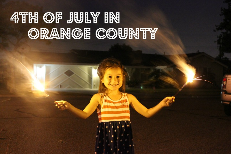 4th of July in Orange County