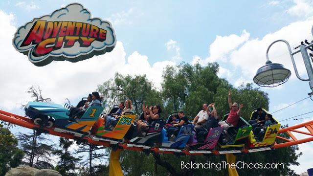 Adventure City, Rewind Racers, BalancingTheChaos, Balancing The Chaos