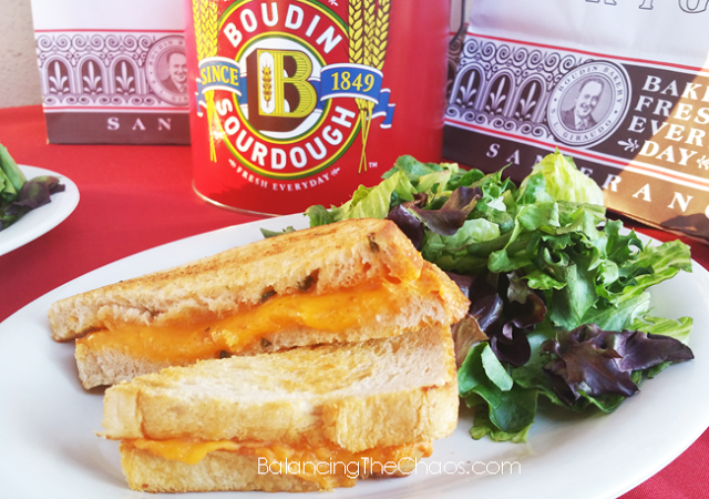 Boudin Grilled Cheese Please, Jalapeno Cheddar Grilled Cheese, BalancingTheChaos.com