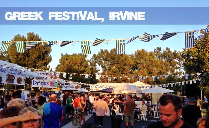 Greek Festival, Irvine