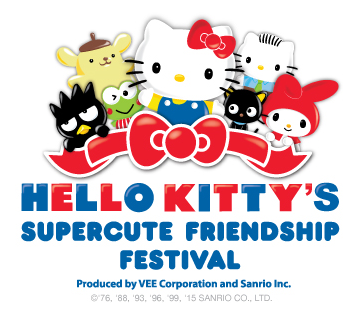 Hello Kitty Supercute Friendship Festival