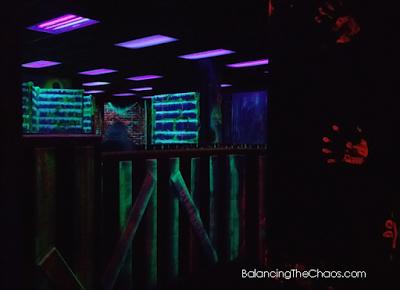 Knott's Berry Farm, Laser Tag, BalancingTheChaos.com