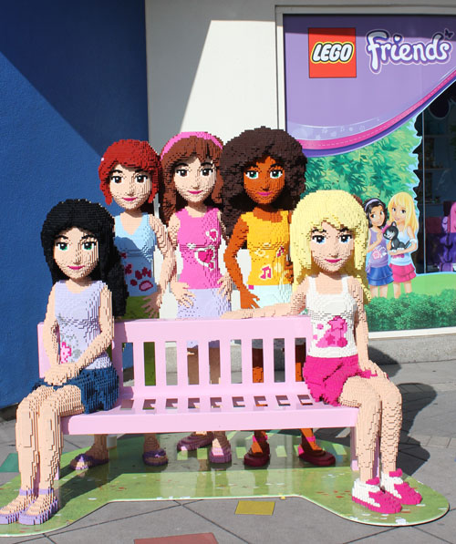Lego Friends Coloring Pages – coloring.rocks! | 597x500