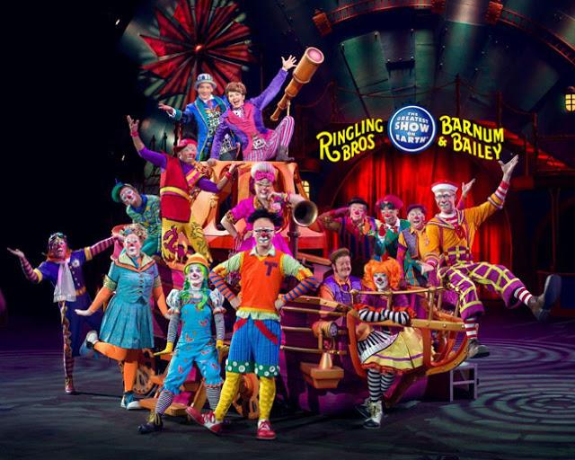 Ringling Bros. Barnum & Bailey, Circus Xtreme, BalancingTheChaos