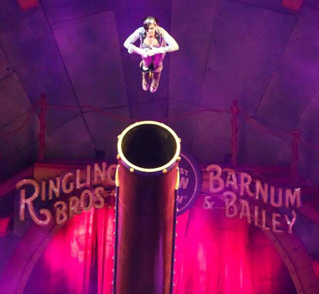 Ringling Bros. Barnum & Bailey Circus BalancingTheChaos.com