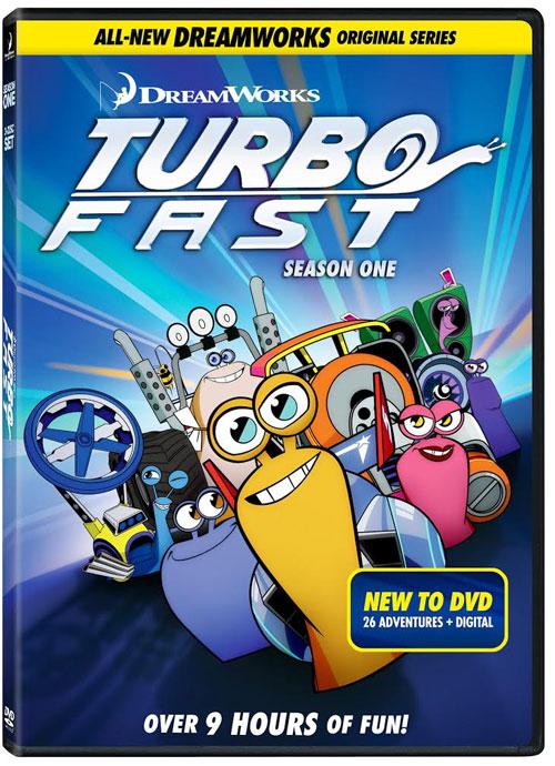 Turbo Fast DVD