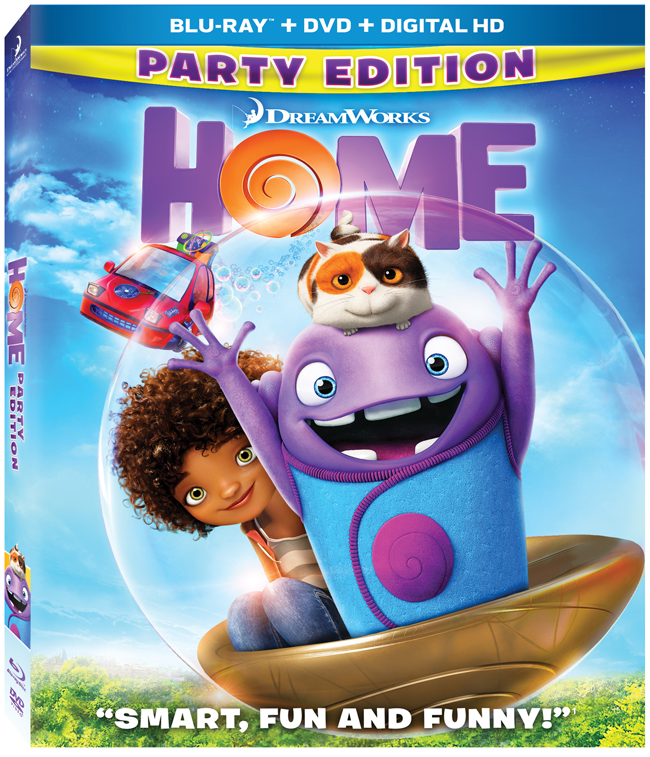 Home Movie Party Edition
