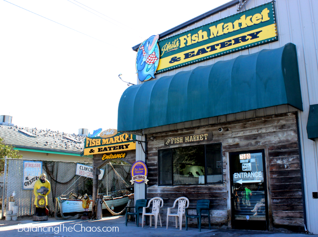 Phil's FIsh Market & Eatery, Monterey, CA