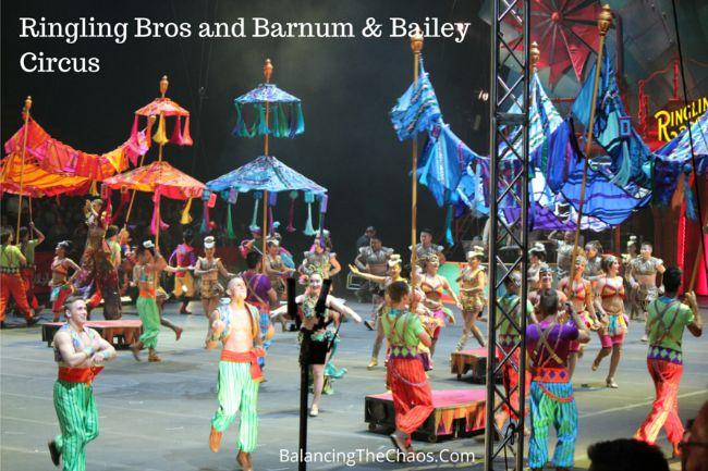 Ringling Bros Barnum & Bailey XTreme