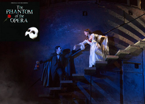 Phantom Of The Opera, Segerstrom Center For The Arts, BalancingTheChaos