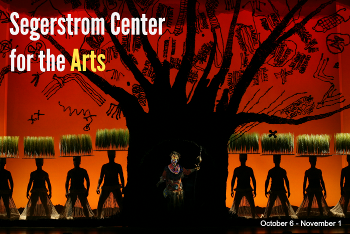 Disney's The Lion King at Segerstrom Center For The Arts