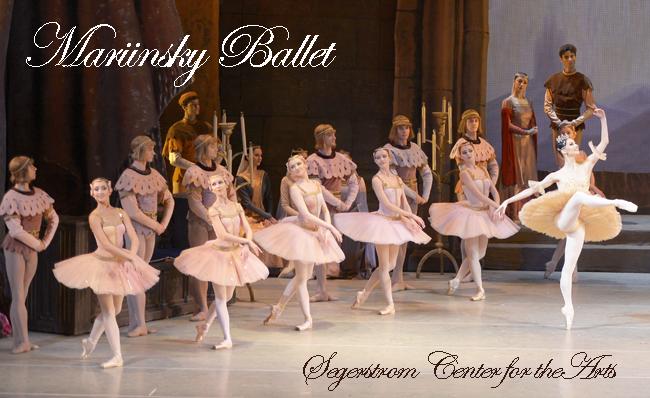 Segerstrom Center For the Arts, Mariinsky Ballet
