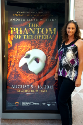Phantom of the Opera, Segerstrom Center For The Arts, Pre-Show Activities Phantom