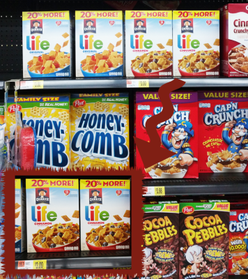Quaker Life Cereal Maple & Brown Sugar, ad, collective bias, balancingthechaos.com