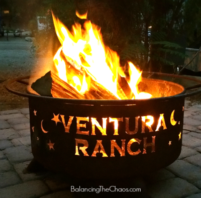 Ventura Ranch KOA Fire Pit
