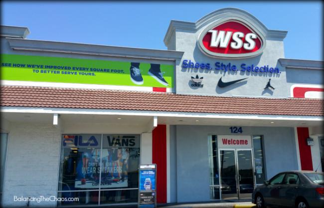 WSS, Shoe Store, Back To School Shoes, ShopWSS