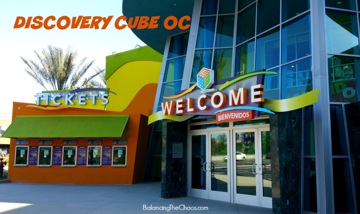 Discovery Cube OC