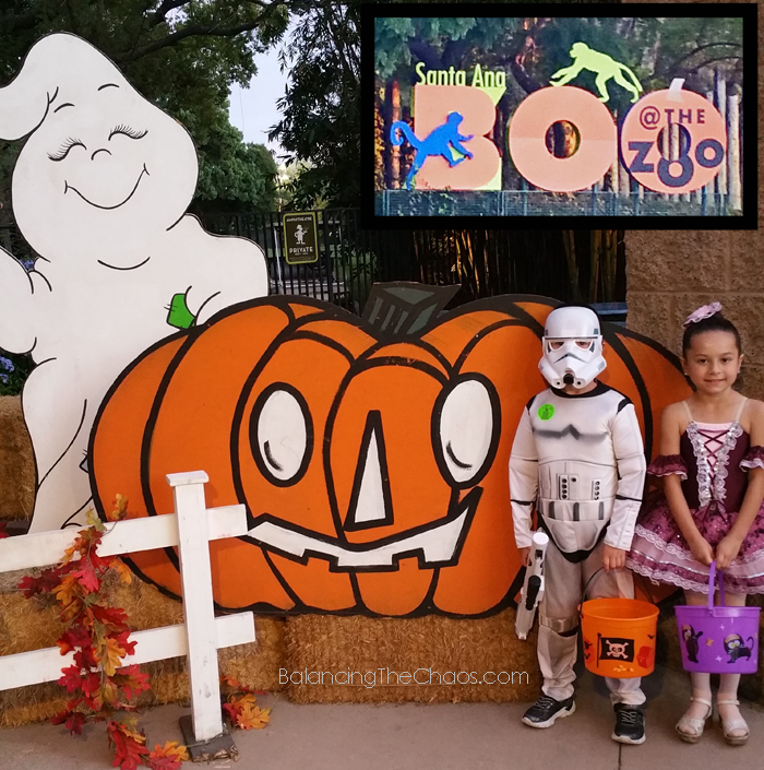 Boo At the Santa Ana Zoo