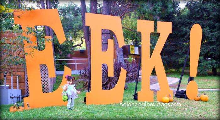 EEK! At The Greek Letters