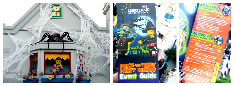 Legoland Brick or Treat Event Guide