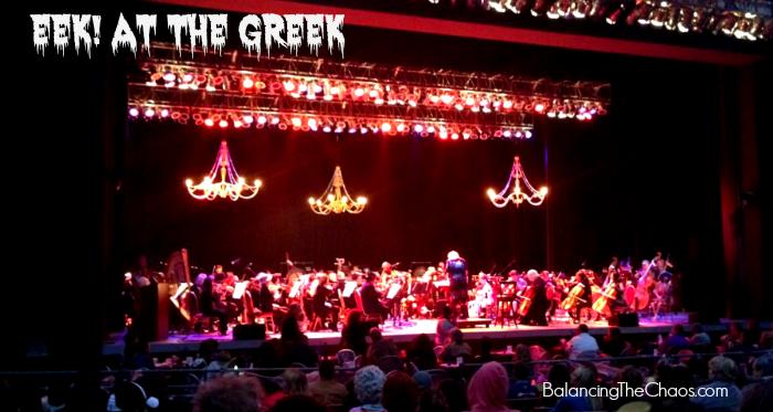 Symphony EEK At The Greek