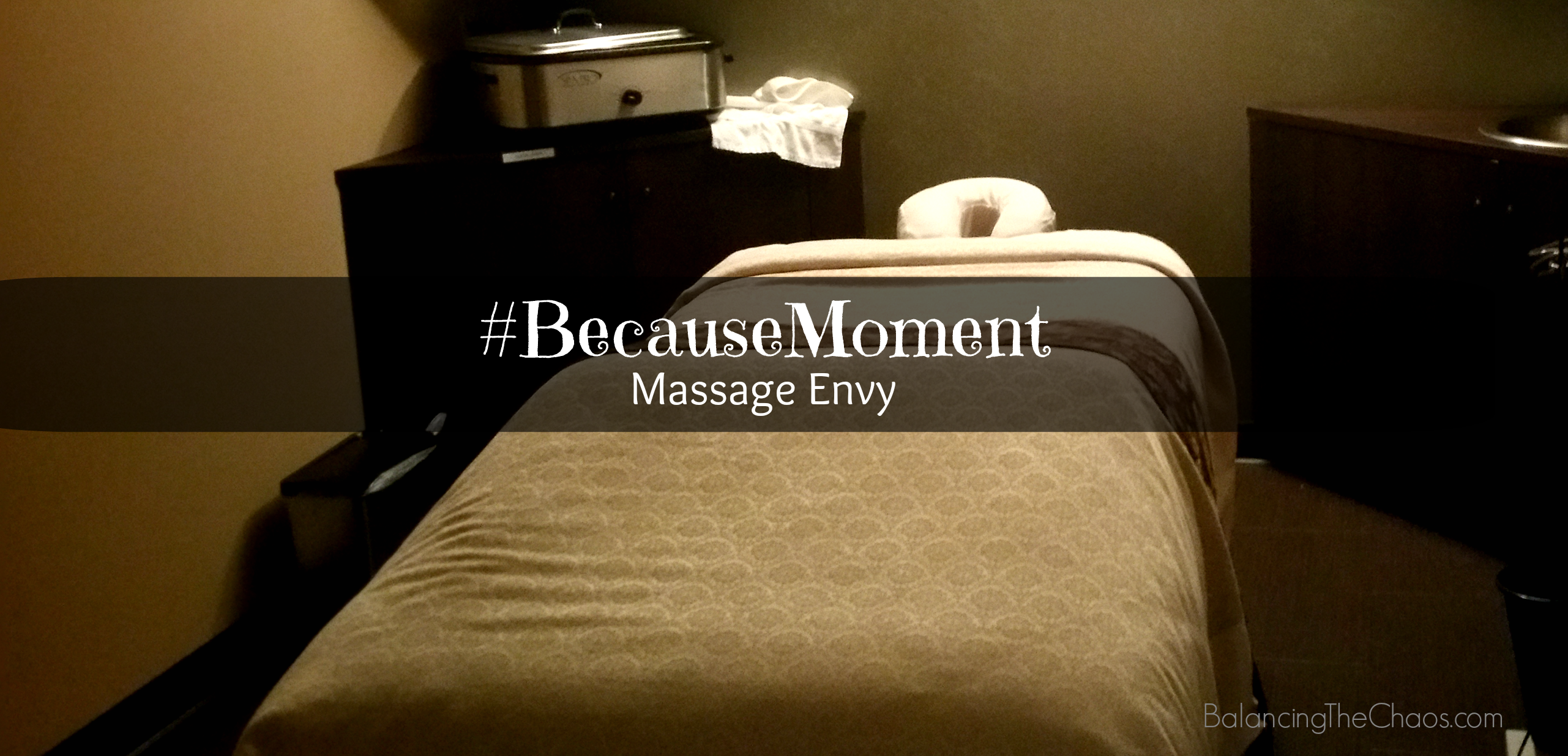 Because Moment Massage Envy