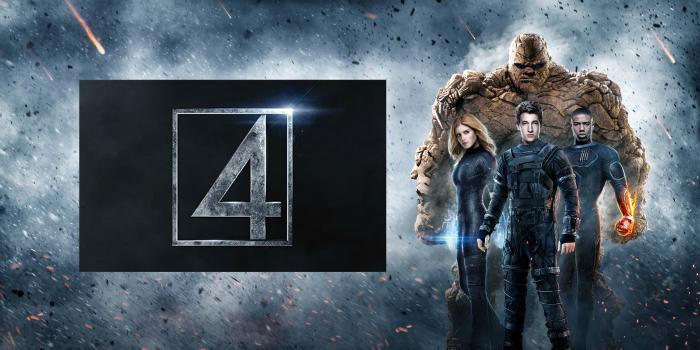 Fantastic 4 logo image