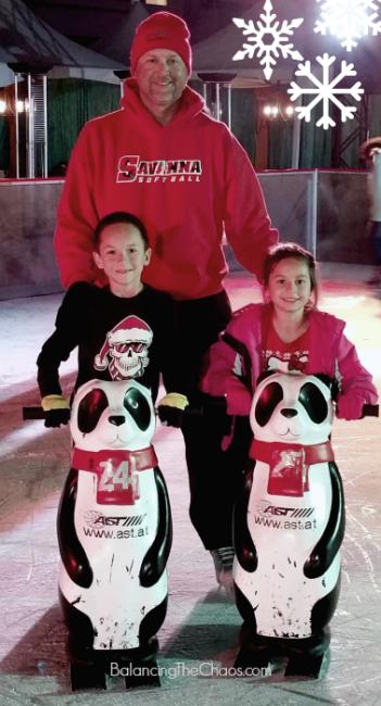 QMChill Ice Skating