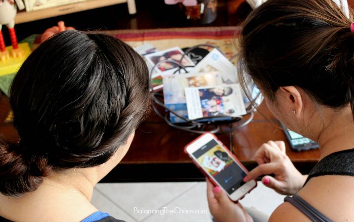 Selecting Photos for StickAPic