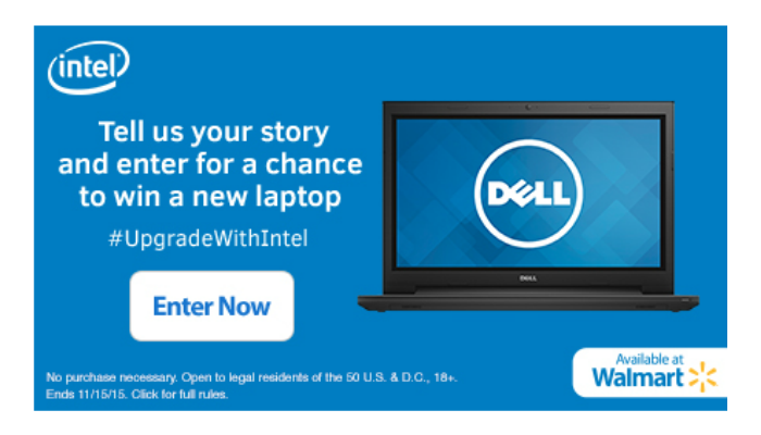 Upgrade With Intel Contest