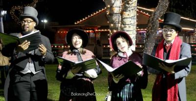 Winter Fest Carolers