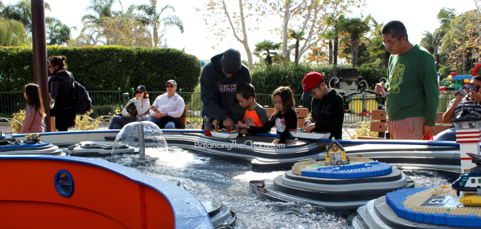 Winter Fun during Holiday Snow Days Legoland CA