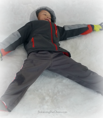 snow angels snow fun at winter wonder fest discovery cube oc