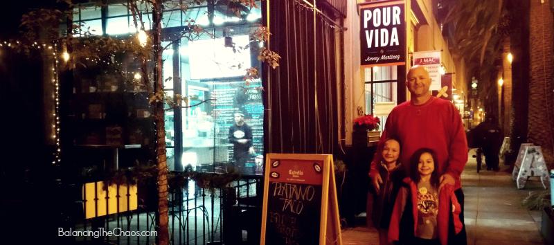 Pour Vida Latin Flavor in Anaheim