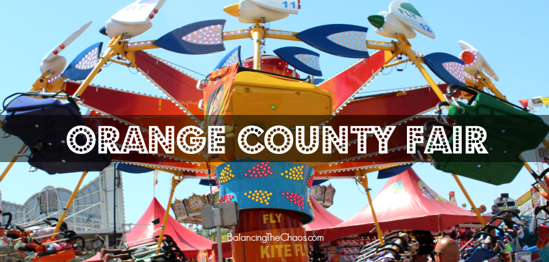 Orange County Fair 2016