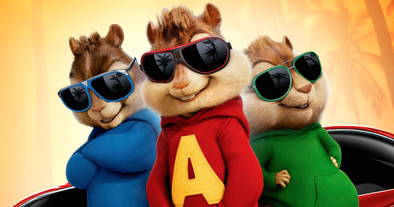 Alvin And The Chipmunks Road Trip