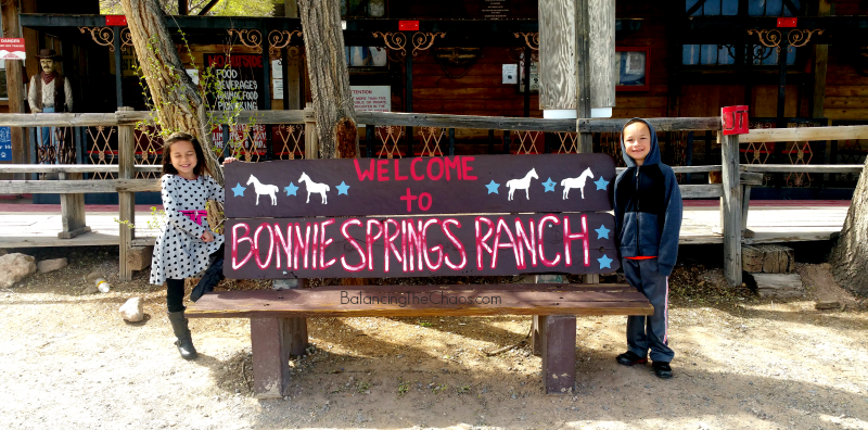 Bonnie Springs Ranch Old Nevada