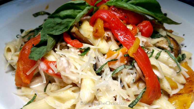 Lucille's Smoked Chicken Pasta