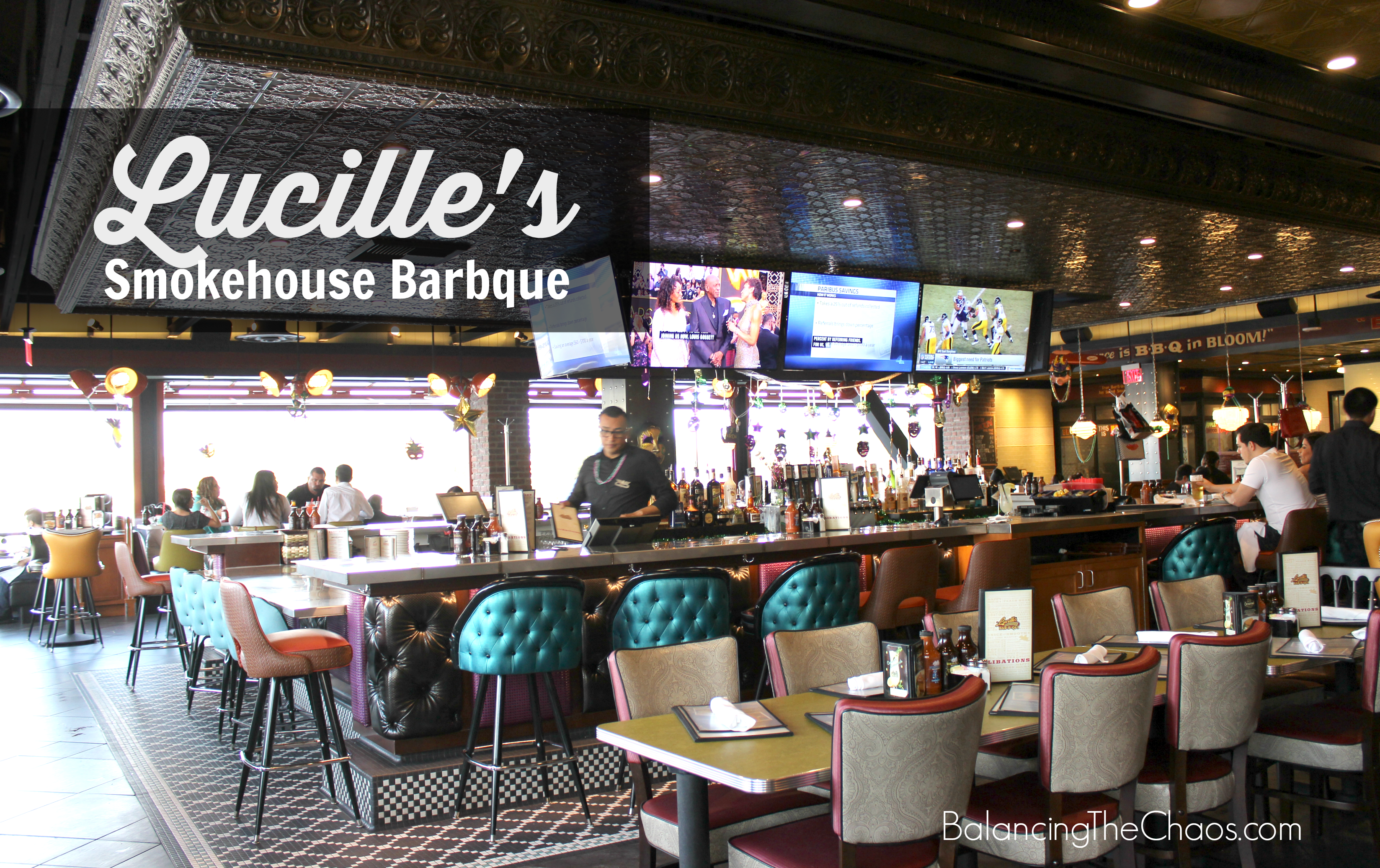 Lucilles Smokehouse Barbque