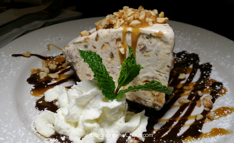 Lucille's Snickers Ice Cream Pie