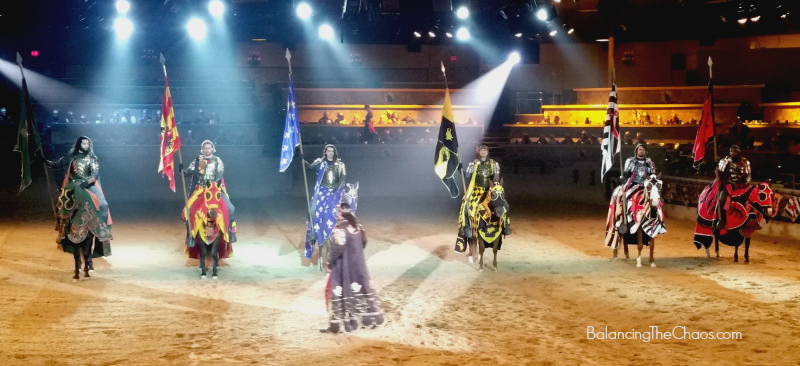 Medieval Times Knights of the Realm MTSpringBreak