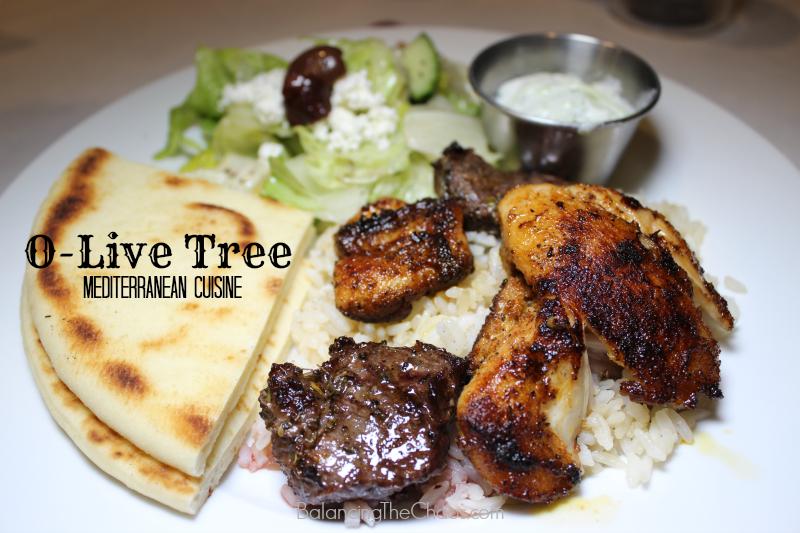 Olive Tree Mediterranean Cuisine