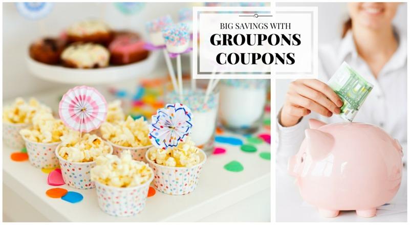 Savings Groupons Coupons