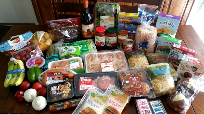 Aldi Food Market Grocery Shopping