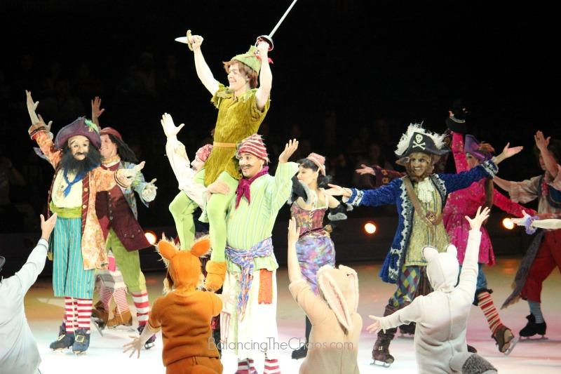 Disney on Ice Treasure Trove Peter Pan