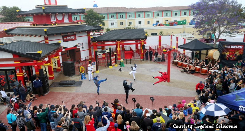 Legoland California Ninjago World