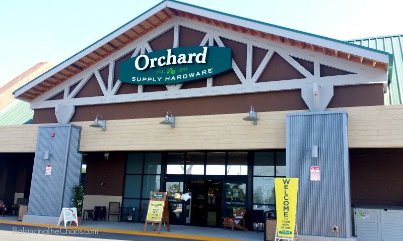 Orchard Supply Hardware Tustin