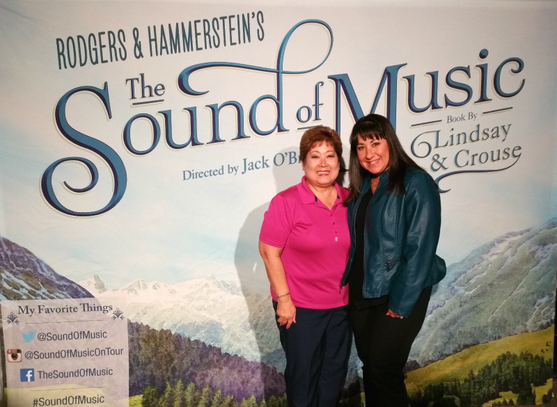 Sound of Music Segerstrom Center For The Arts