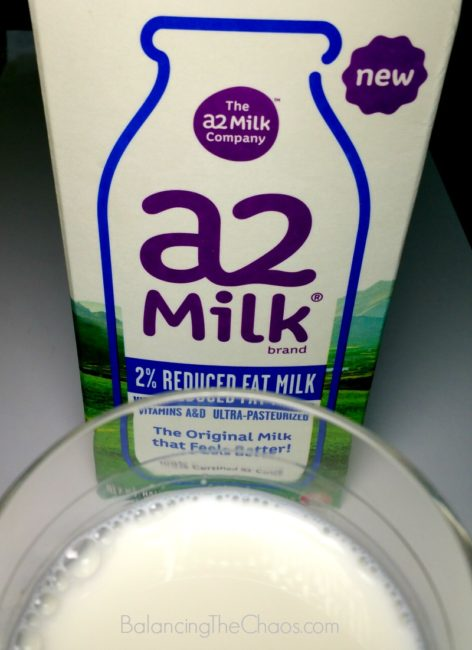 a2 Milk® 2 Reduced Fat Milk