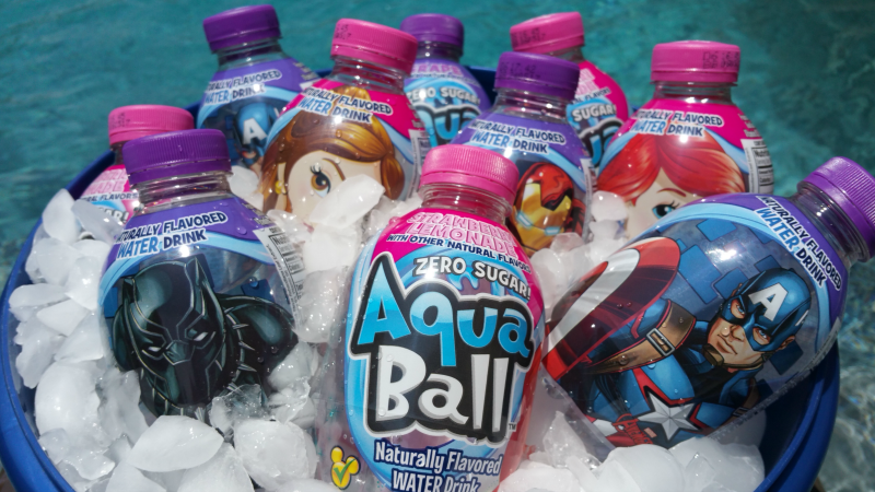 AquaBall Ball Pledge Zero Sugar